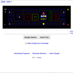 Google PacMan: Stirring The Soup Of Our Cultural Memory