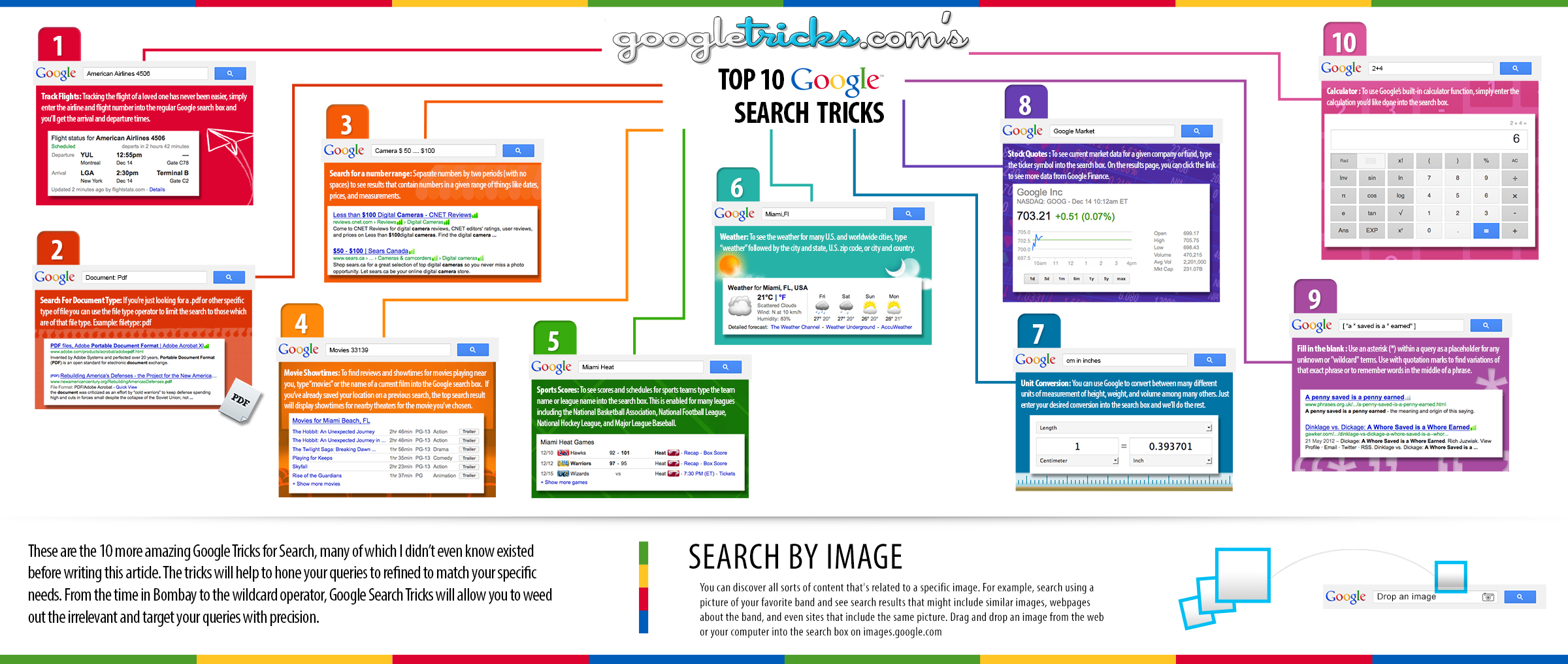 google search tricks